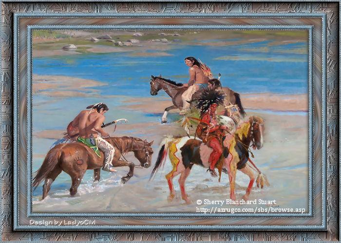 *Indianer und Cowboy* WA 28/18