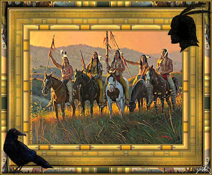 *Indianer und Cowboy* WA 40/18