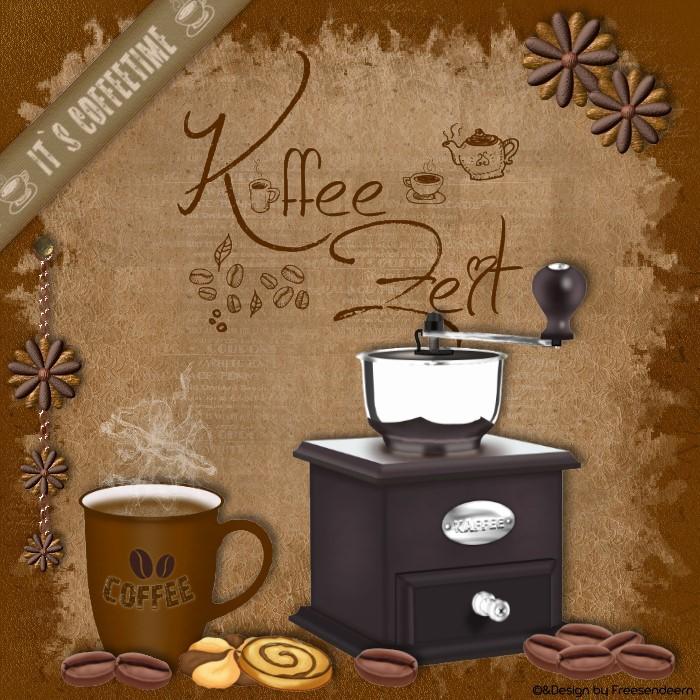 "Herausforderung ""Tag des Kaffees"" Oktober"